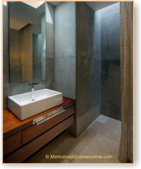 Small Bathroom Design on Furniture Or To Create A Custom Bath Or Sink And To Show Off Fittings