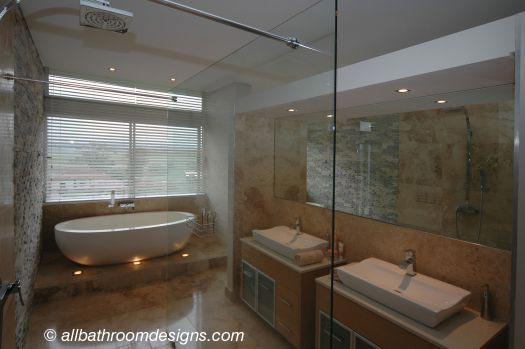 cool bathrooms contemporary