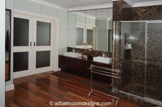 cool bathrooms modern
