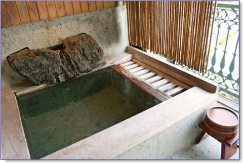 Japanese bathroom design and decor inspiration for Bathroom designs japanese style