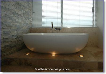 Modern Bathroom Lighting Designs & Bathroom Floor Lighting - Democraciaejustica