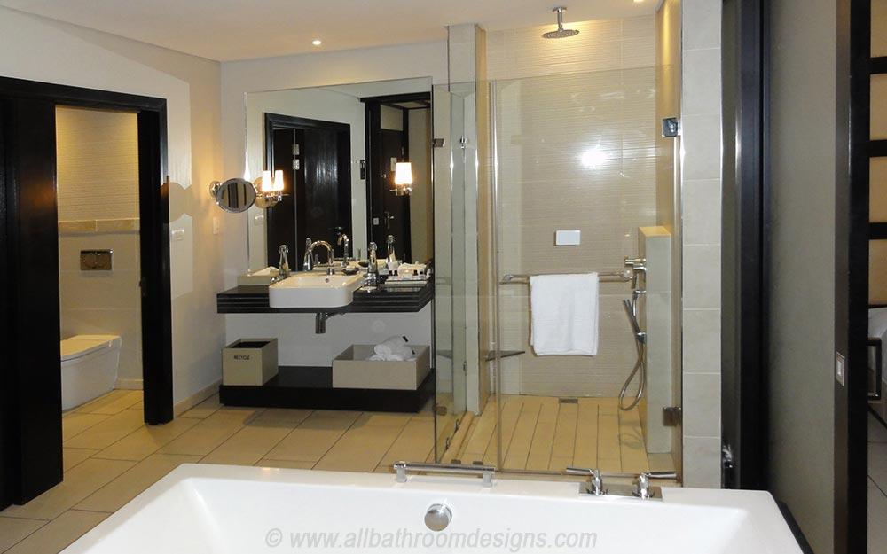 bathroom lighting sources