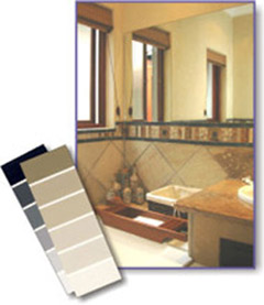 neutral color for bathrooms