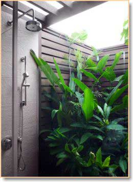 Outdoor Shower Ideas