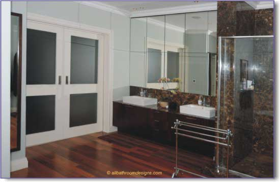 Pocket Doors The Perfect Space Saver For Bathrooms