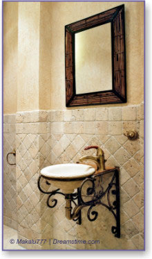 Bathroom Decorating Ideas on Do Talk With The Suppliers Though About The Need For Sealing