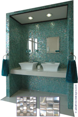 Turquoise Bathroom Unique Yet Versatile