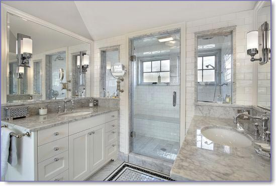 Inside out design what i want in a master bathroom for All white bathroom designs