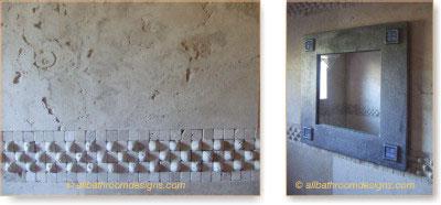 rustic bathroom decor